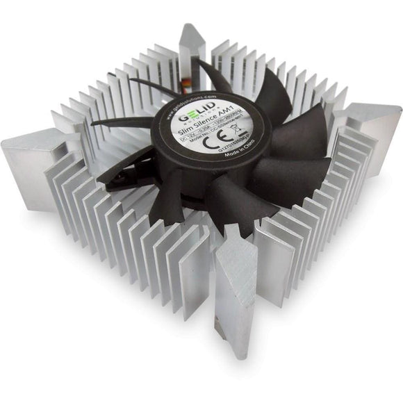 Gelid Solutions Slim Silence Am1 Cpu Cooler - Cpu Cooler