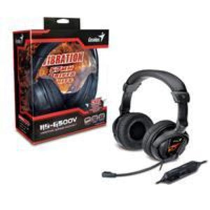 Genius Hs-G500V Vibrating Usb Gaming Headset