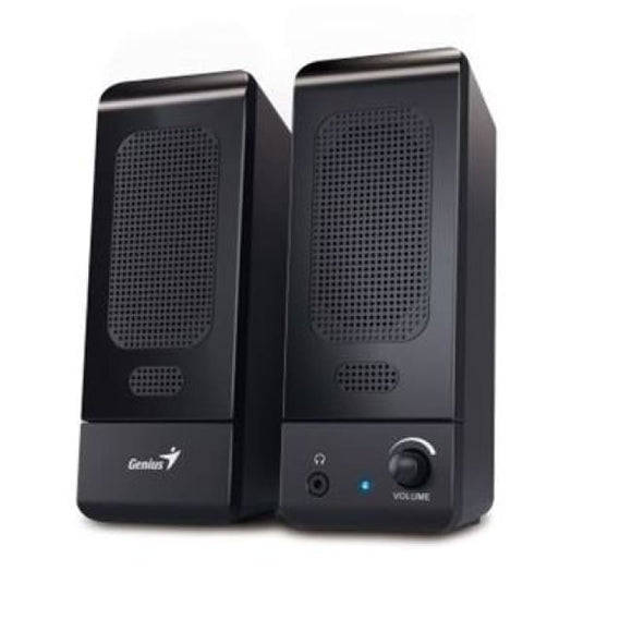 Genius Sp-U120 3 Watt Usb 2.0 Stereo Speakers - Speakers