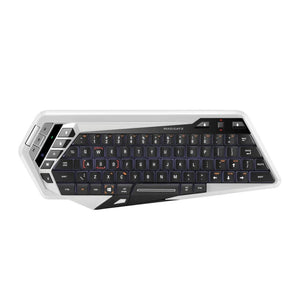 Mad Catz S.t.r.i.k.e. M Strike Bluetooth Keyboard For Android Pc Ps4 & Apple Mac - Keyboard