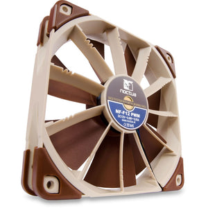 Noctua Nf-F12 Pwm 1500Rpm 120Mm Focused Flow Pwm Cooling Pc Fan - Case Fan