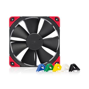 Noctua Nf-F14 Pwm Chromax 1500 Rpm Premium Grade 140Mm Pc Fan - Case Fan
