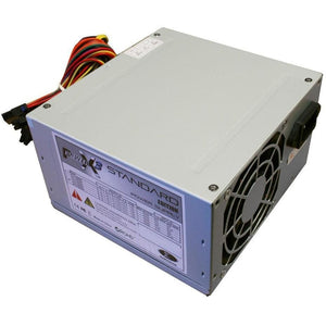 Power X3 500 Watt Psu Power Supply With Power Cable - Power Supply