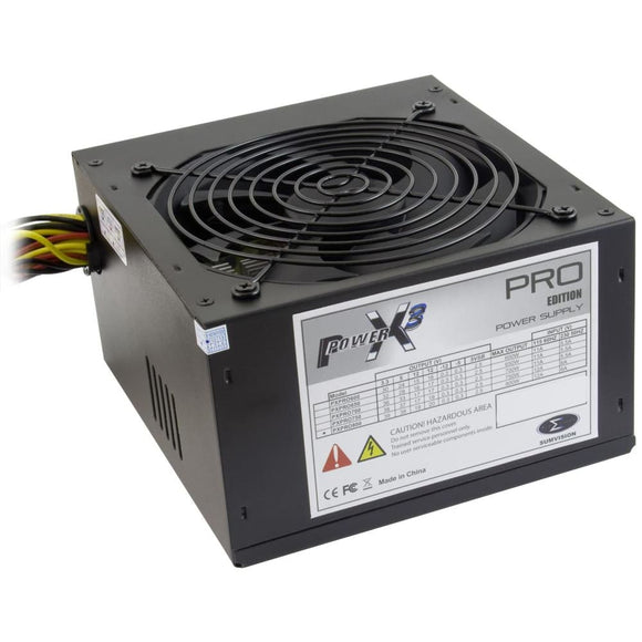 Power X3 800 Watt Psu Pc Power Supply Pro Edition - Power Supply