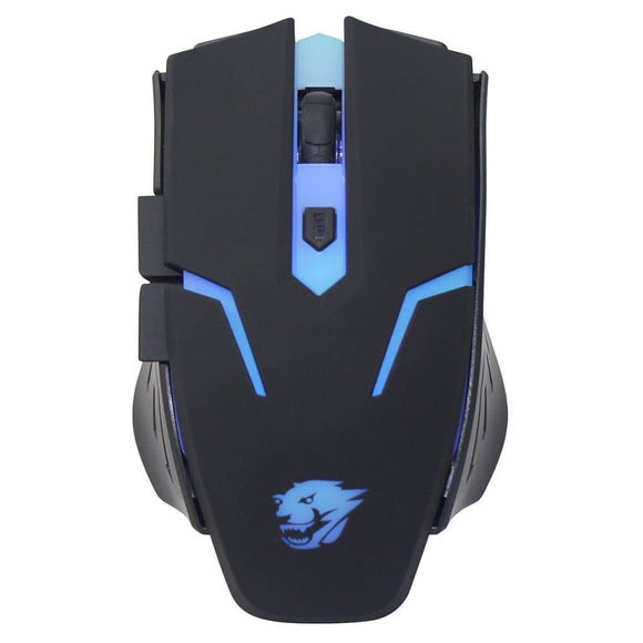 Powercool Gm001 Led Gaming Mouse - Blue - Mouse