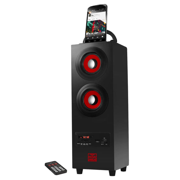 Psyc Torre Premium Bluetooth Tower Speaker Rechargeable Battery - Speakers