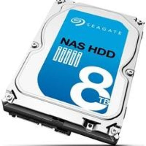 Seagate 8Tb Ironwolf Internal 3.5 Hdd