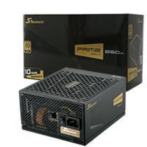 Seasonic Prime 850W Gold Psu 80 Plus Modular Active Pfc