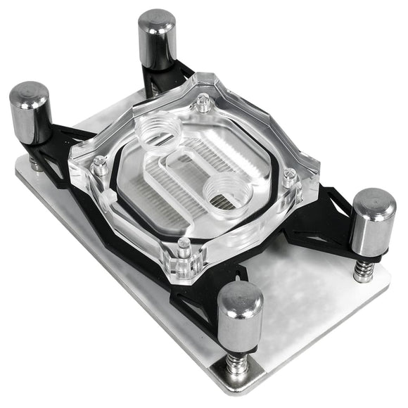 Strike One Cpu Watercooling Block For Amd Am2+ Am3+ Fm1+ Am4 - Water Cooling