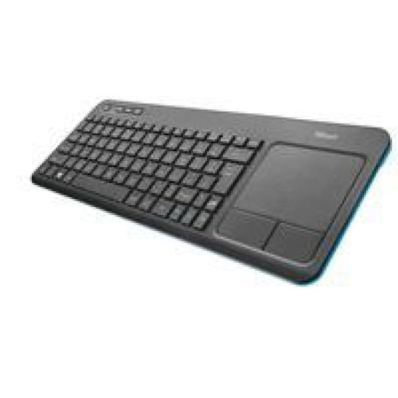 Trust Veza Wireless Touchpad Keyboard