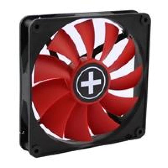 Xilence Xf051 Xpf140.r 140Mm 700 Rpm Pwm Red Case Pc Fan - Case Fan