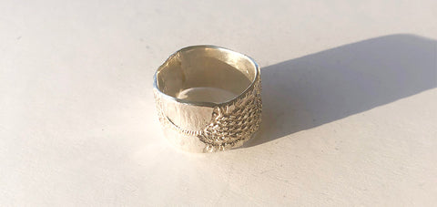 Fine Lace Ring