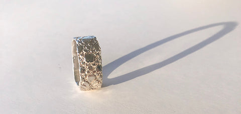 Heavy Lace Ring