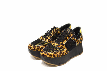 Women's Tigress Shoe with Wedge and Plataform