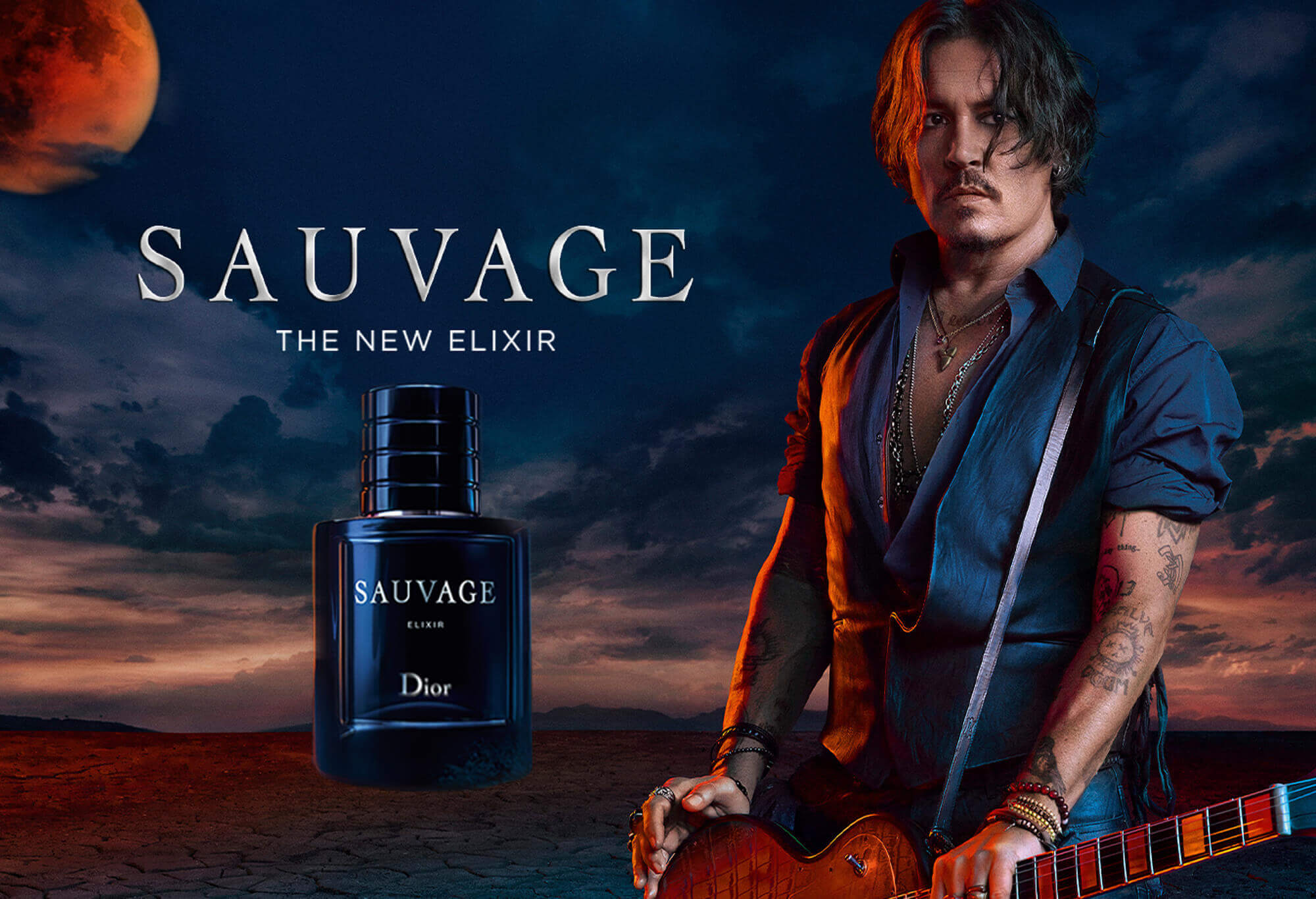 Sauvage The New Elixir
