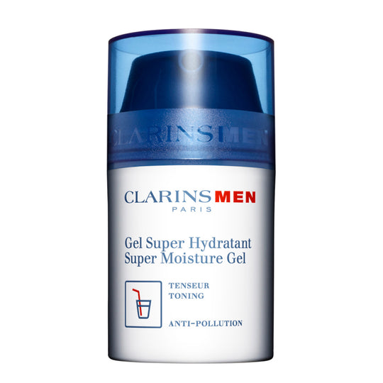 ClarinsMen Super Moisute Gel - Perfumería First