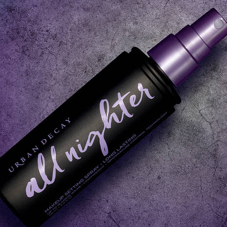 All Nighter Setting Spray Relaunch