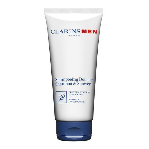 ClarinsMen Shampoo Hair and Body - Perfumería First