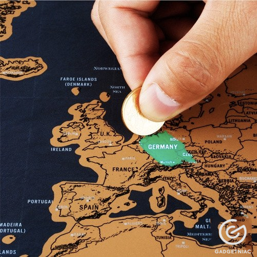World map scratch for travel black edition esmarttoys world map scratch for travel black edition gumiabroncs Images