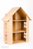 Children's Dollhouse / Kids Craft / Modnpod Cardboard Creations