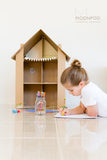 Kids Dollhouse / Cardboard Craft / Modnpod