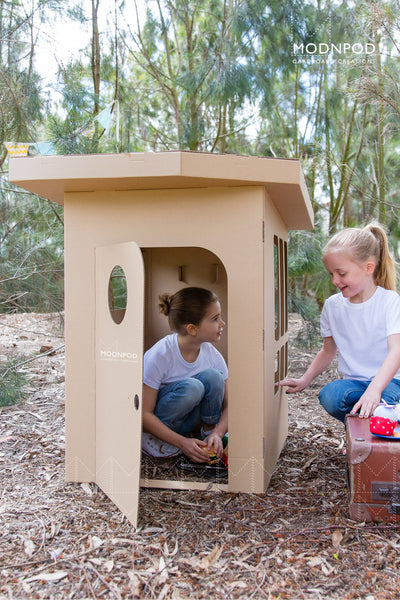 Cubby Art House / Modnpod