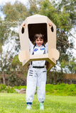 Cardboard Rocket / Craft for Kids / Modnpod