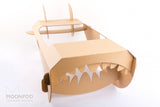 Kids Shark / DIY Kids Craft / Modnpod Cardboard Creations