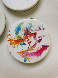 Pocket mirrors