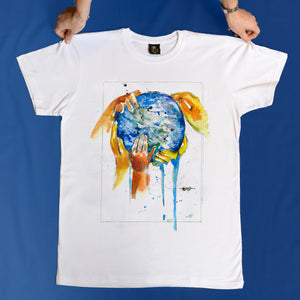"""Our world"" shirt"