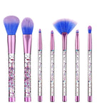 Liquid glitter makeup brushes(Set 7PCS)