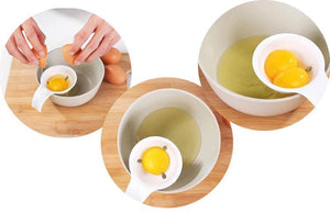 Handy Egg Yolk White Separator