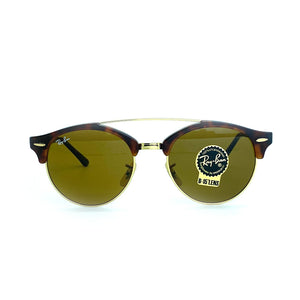 RAY-BAN // CLUBROUND 4346 990/33