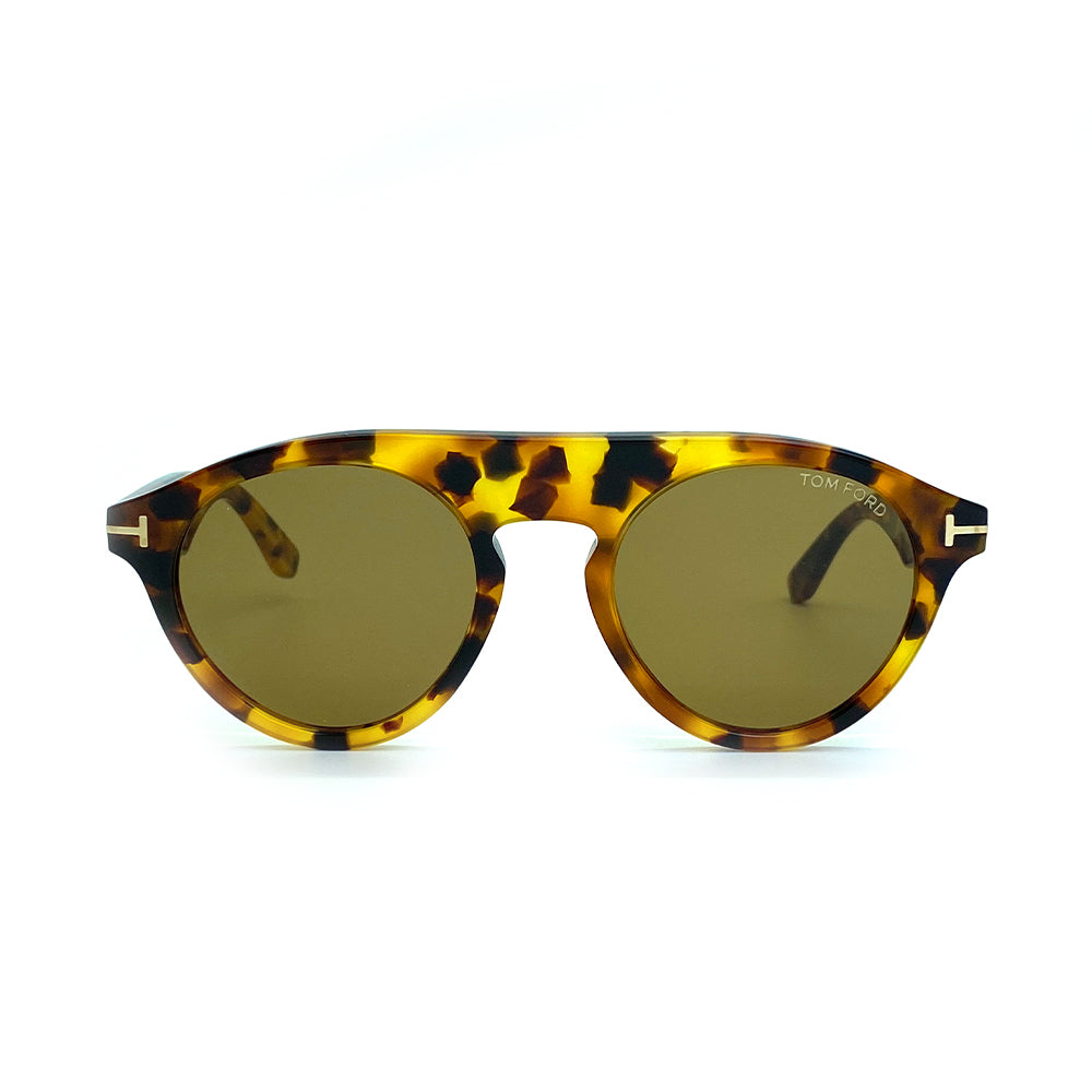 TOM FORD // CHRISTOPHER FT 0633 55E