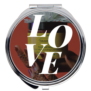 Natural Beauty Organics L-O-V-E Compact Mirrors