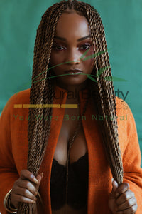 Senegalese Twists - Deposit
