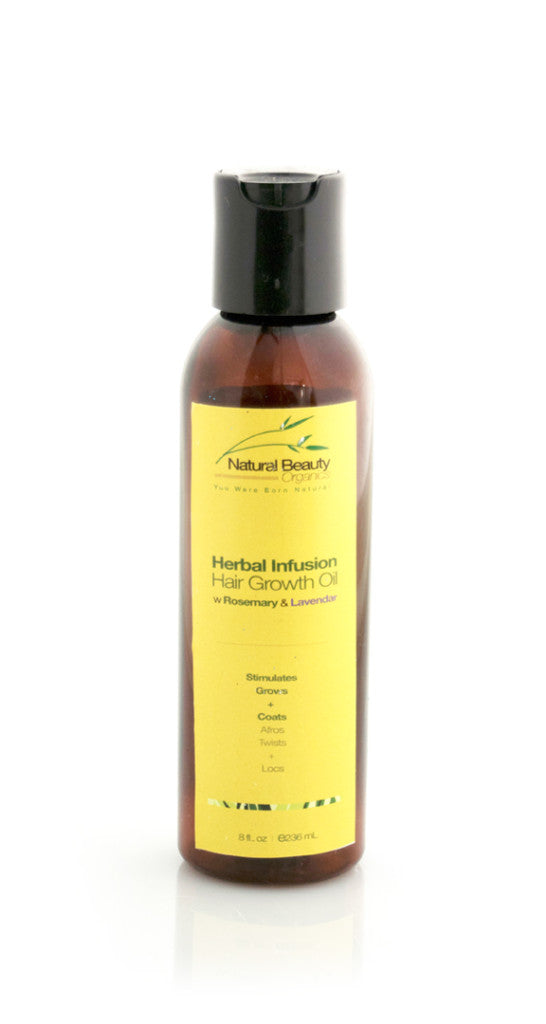 Wholesale Herbal Infusion Hair Growth Oil