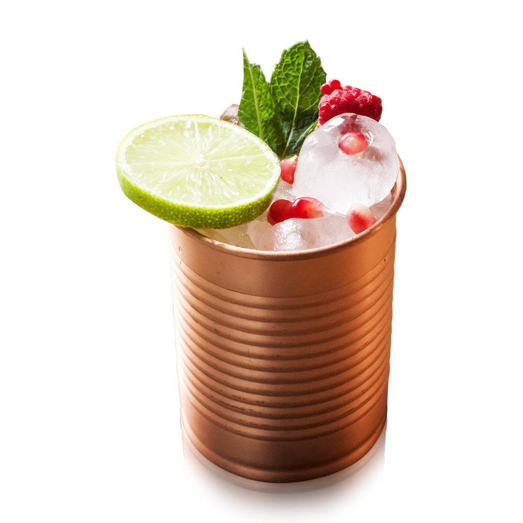 Copper Cocktail Tins set of 2