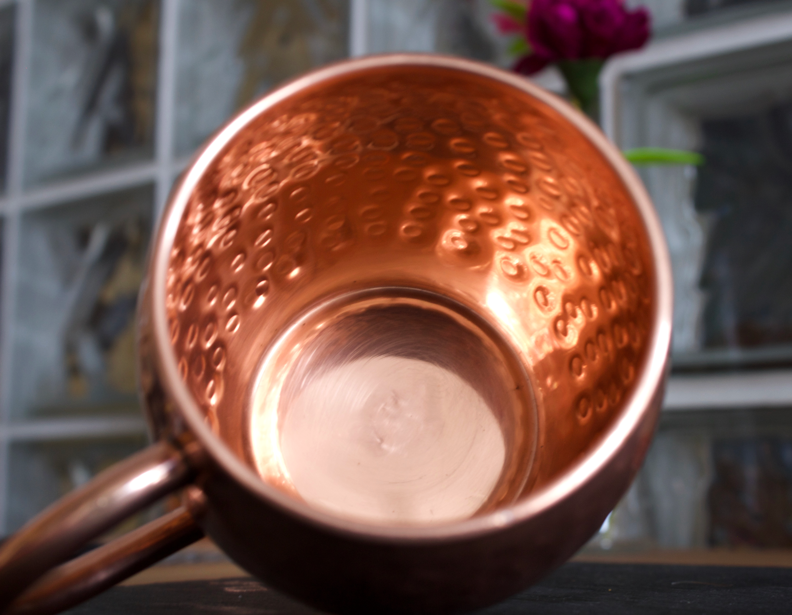 Kosdeg - Pure Copper Moscow Mule Mugs
