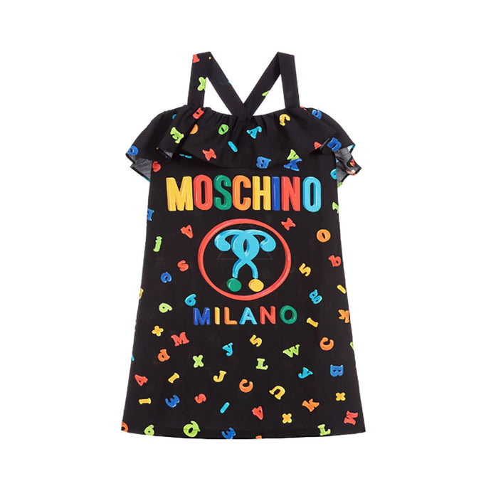 Moschino Letter Dress