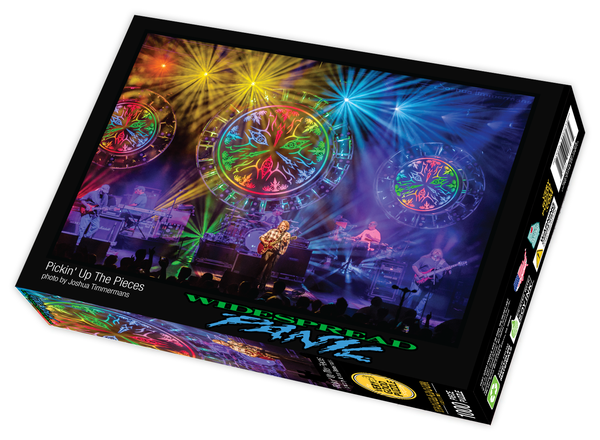Pickin' Up The Pieces from Widespread Panic - 1000 piece jigsaw puzzle