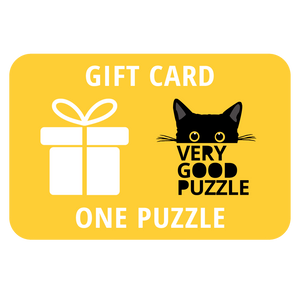 1 Puzzle Gift Card