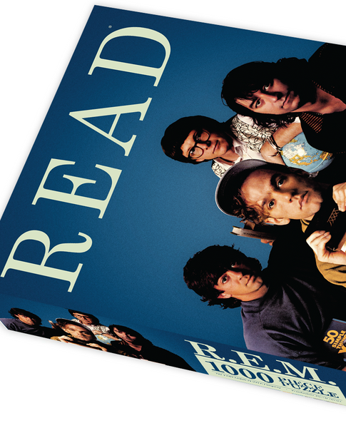 READ from R.E.M. - 1000 piece jigsaw puzzle