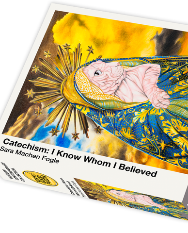 Catechism: I Know Whom I Believed by Sara Machen Fogle - 1000 piece jigsaw puzzle