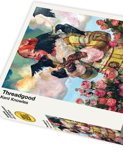 Threadgood by Kent Knowles - 1000 piece jigsaw puzzle
