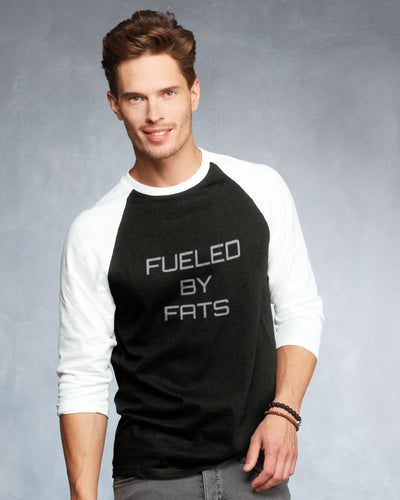 Fueled by Fats Long-Sleeve Shirt