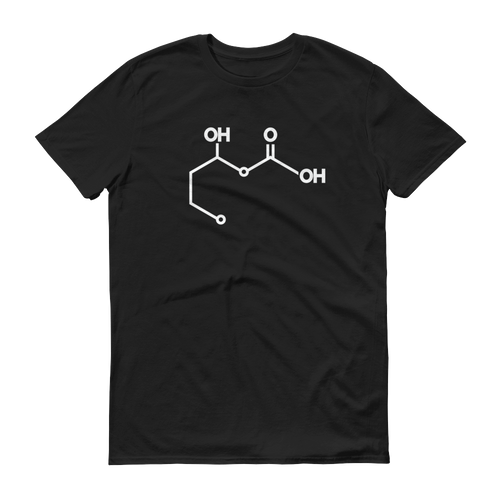 Ketone (Beta-hydroxybuterate) T-Shirt