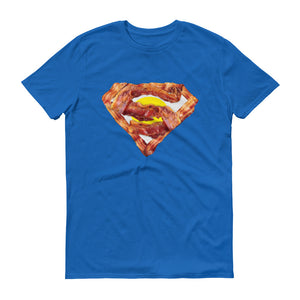 Men's Superman Bacon T-Shirt