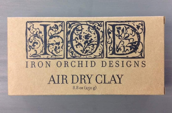 Air Dry Clay - Art by Julie Bledsoe