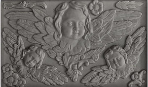 IOD Decor Mold Cherubs - Art by Julie Bledsoe